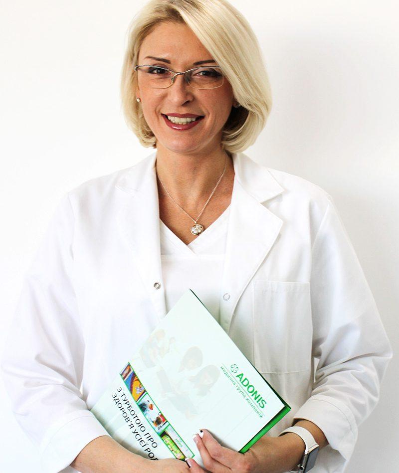 Dr. Natalia Vladykina