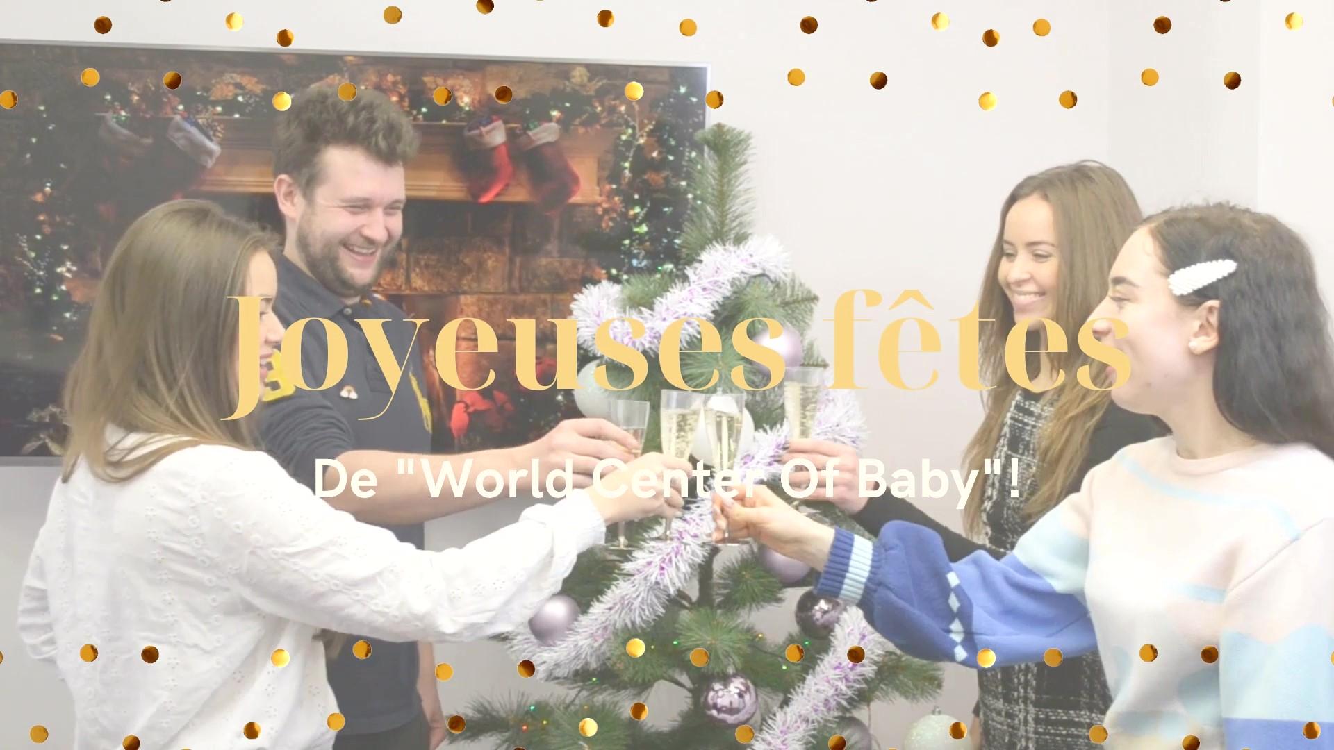 Joyeux Noel et bonne année!