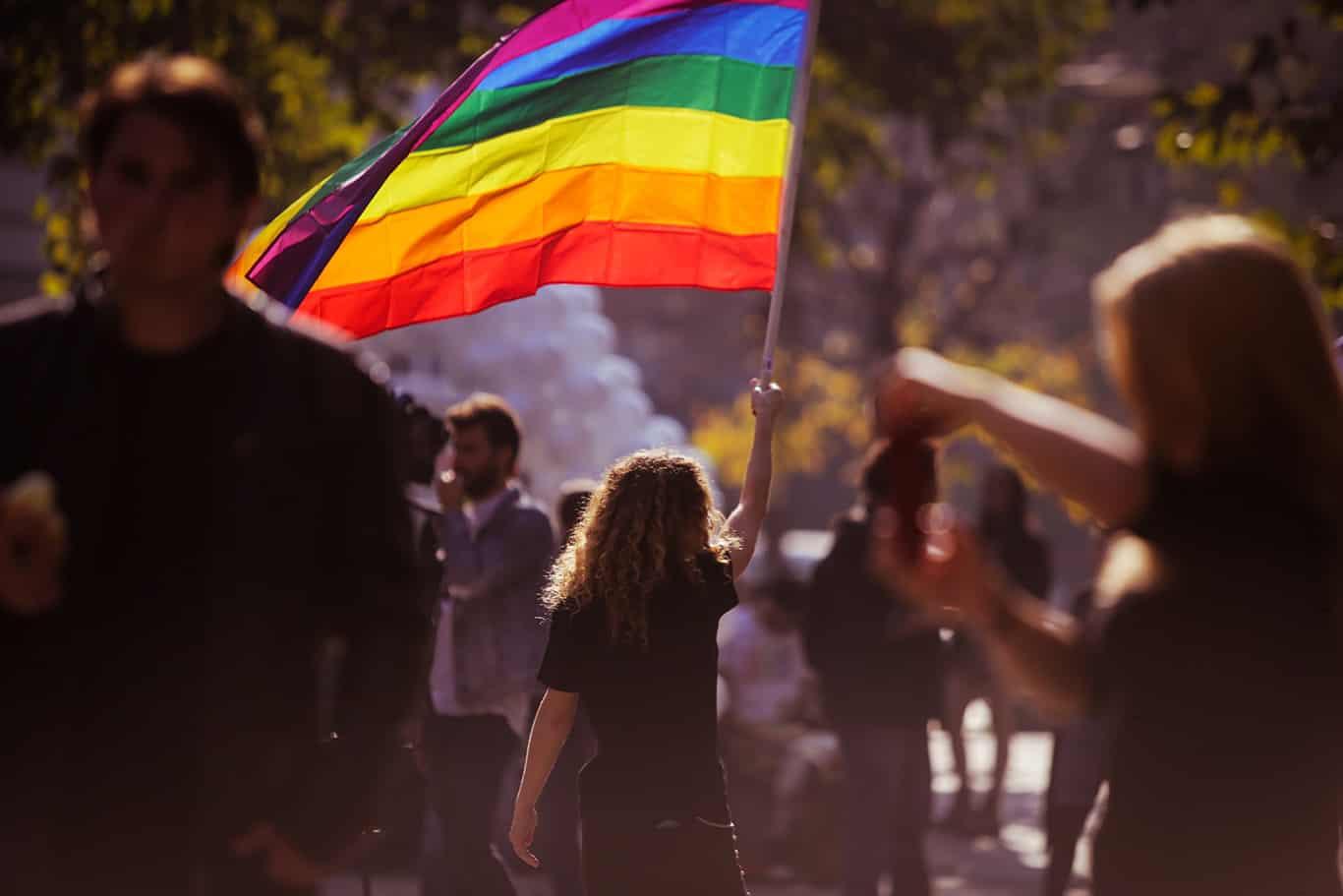 Rassemblement LGBTQ à Kiev, 2021: Exiger l'égalité des droits